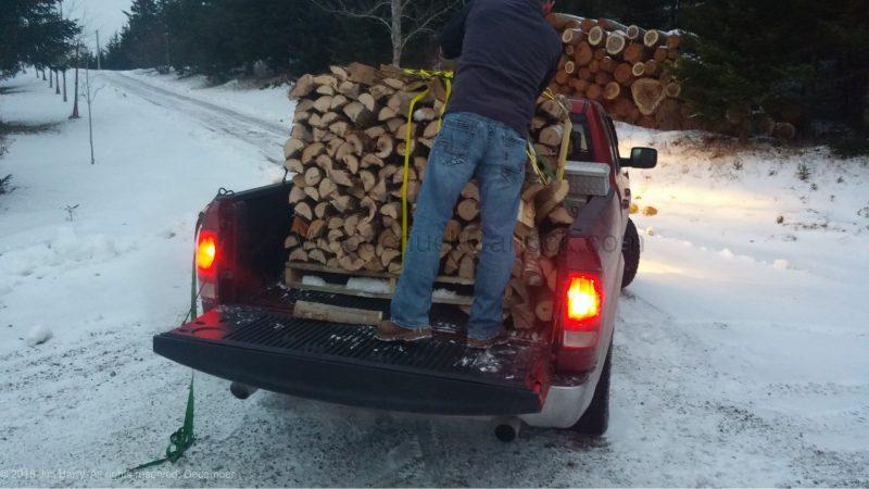 firewood sales, Antigonish County