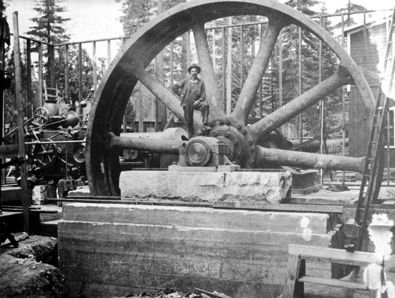 1880s Englebretson Mill.