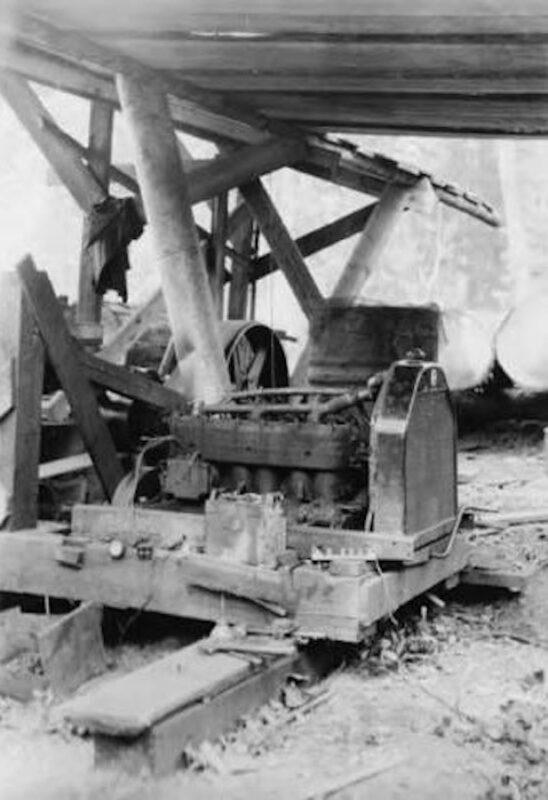 1899 Lake Whatcom Logging Company.