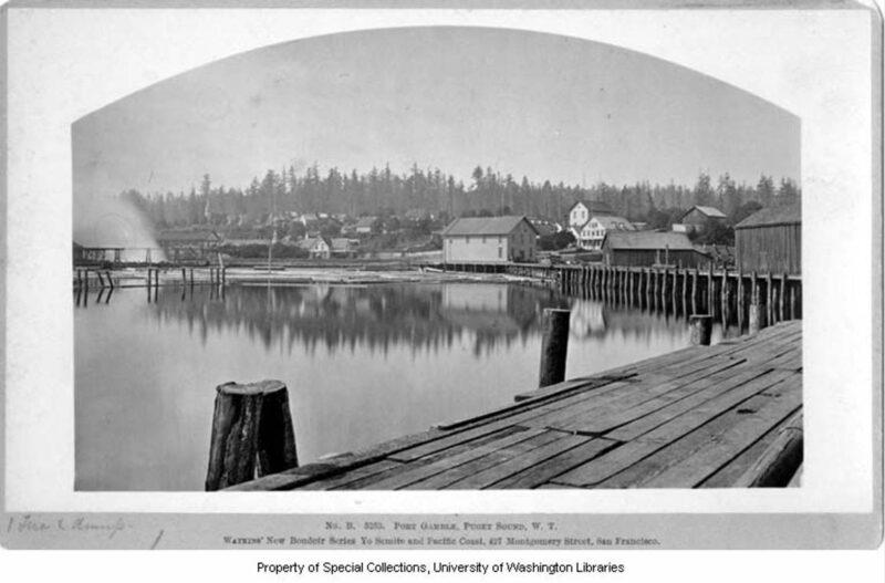 1882 Port Gamble, WA.