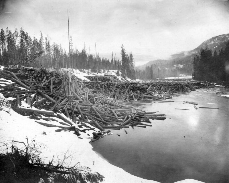1910-1914 Crow's Nest Pass Lumber Co.