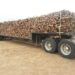 Firewood truck trailer delivery service or just storage?