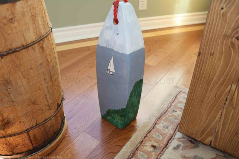 painting,buoys,crafts