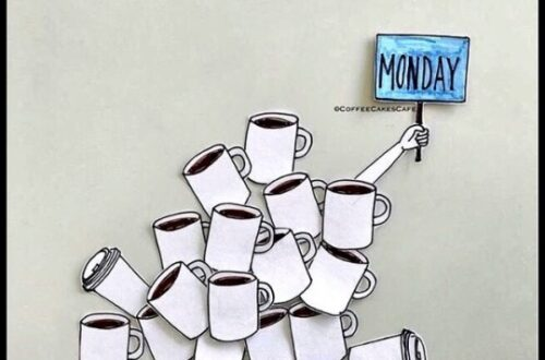 Monday Motivation, Coffee