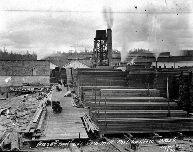 1899 Port Ludlow, Wash. June 16