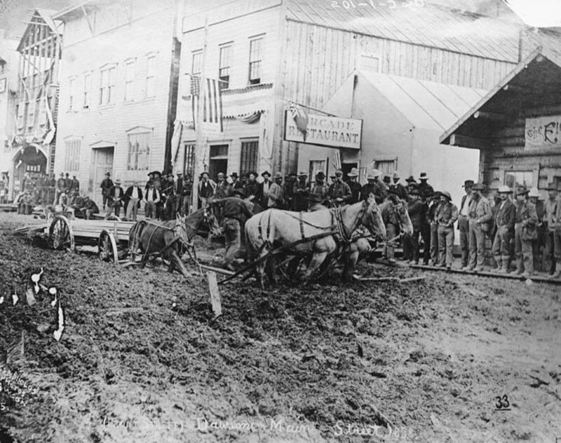 1899 Dawson, Yukon.