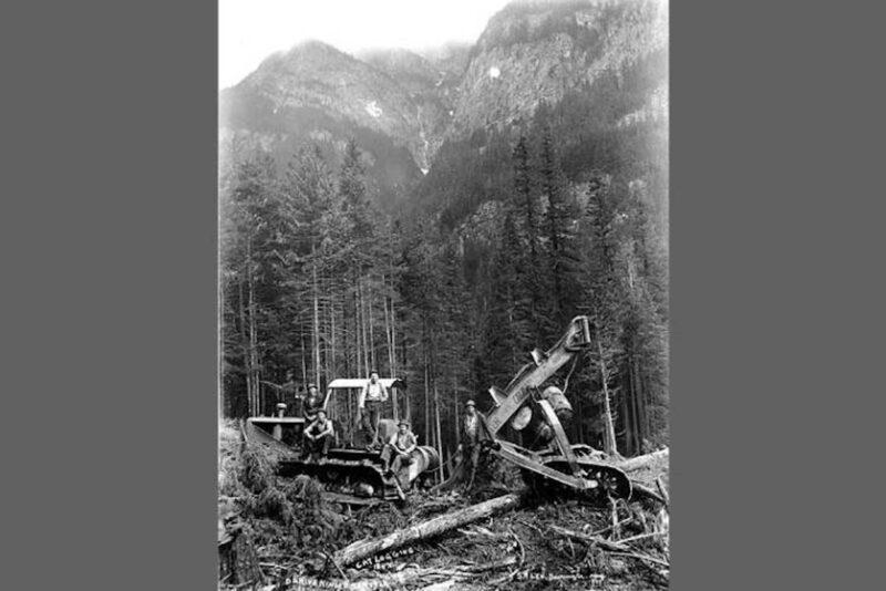 1937 Sauk River Lumber Co.