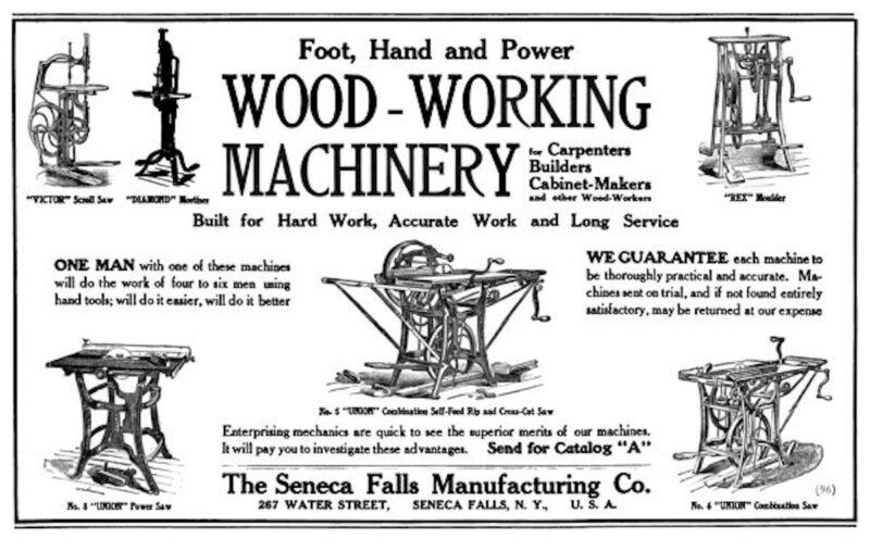 1905 The Seneca Falls Machinery Co.