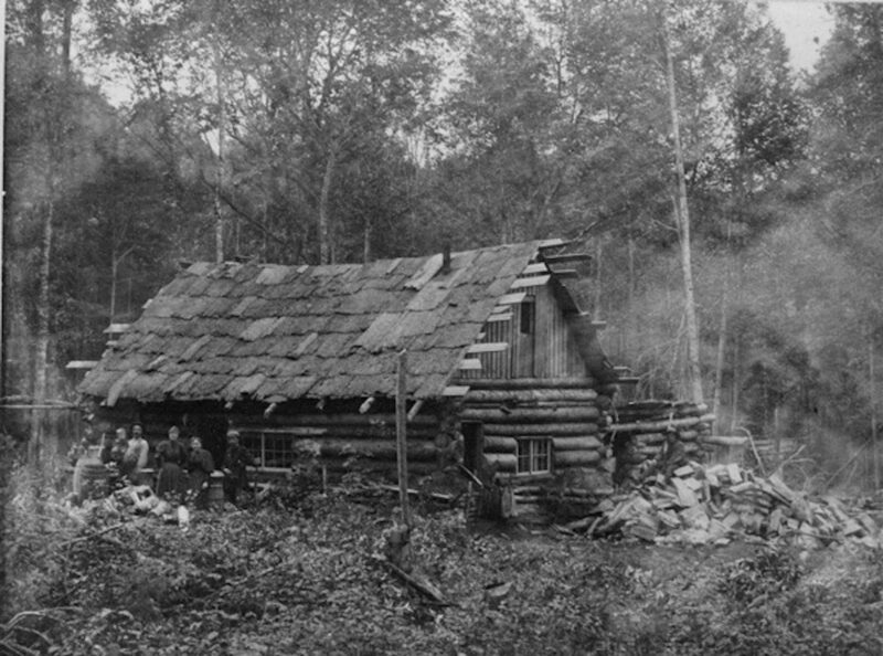 Adirondack Logging Camps
