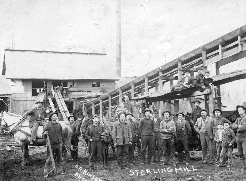 1900s Sterling Mill