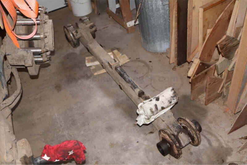 Skidsteer MTL CAT 2257B2 rebuild