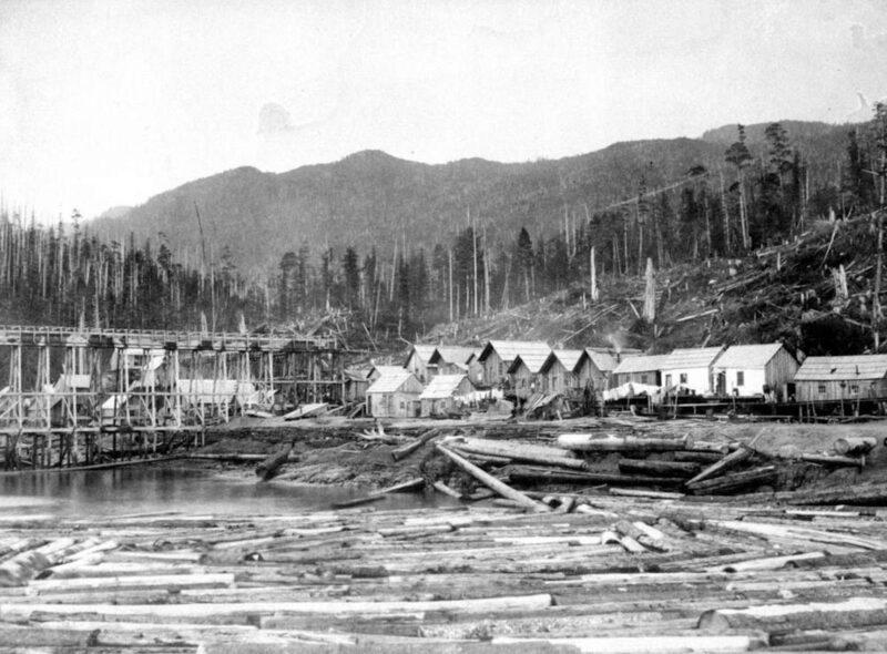 1890s Claxton, BC