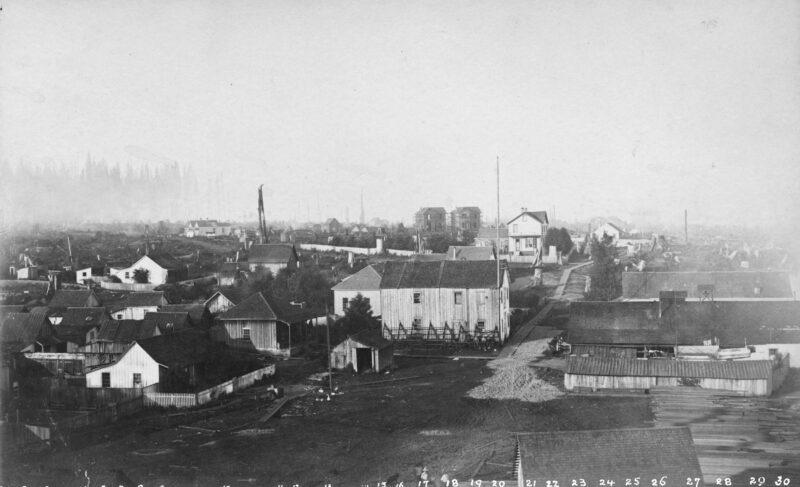 1886 Hastings Sawmill