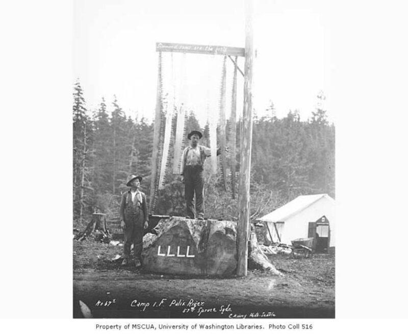 1918 Loyal Legion of Loggers and Lumbermen.