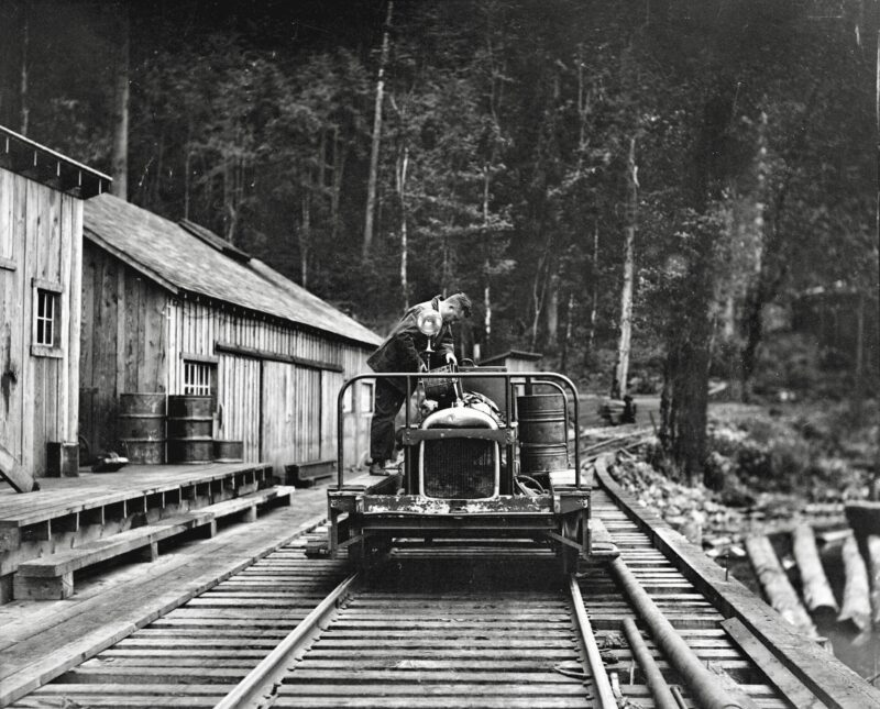 1932 Green Point Logging Co. Ltd.