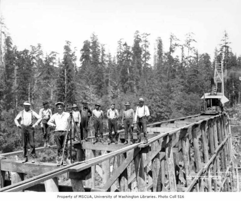 1928 Hobi Timber Company