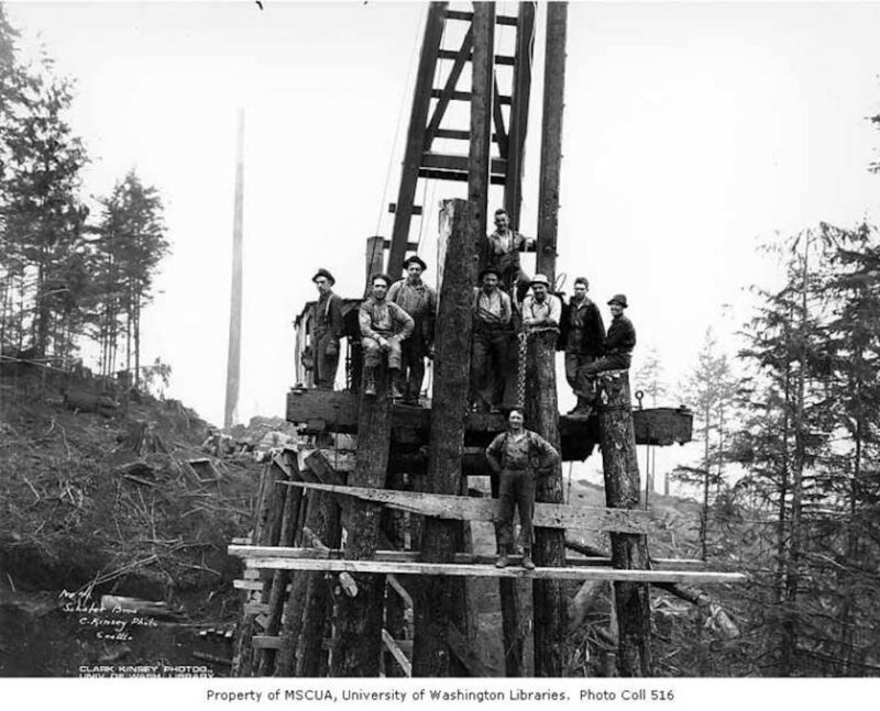 Schafer Brothers Logging Company