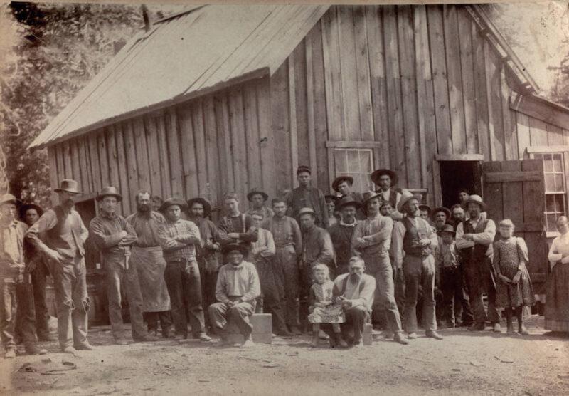 1891 Flea Valley Mill.