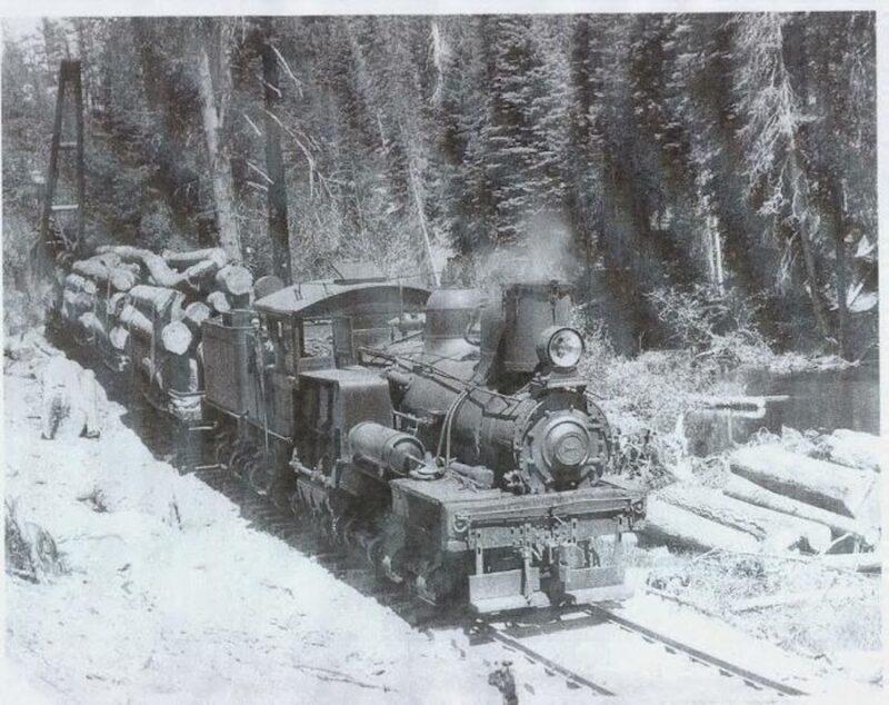 Log load No. 21.