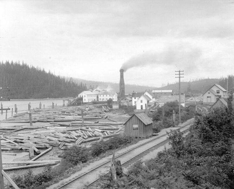1902 Ross McLaren Lumber Company.