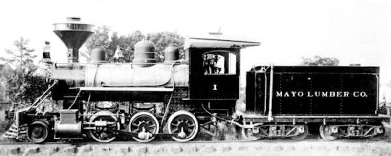 20th century early, Mayo Lumber Company