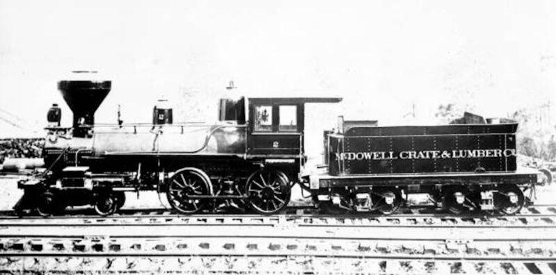 1910 McDowell Crate & Lumber Company